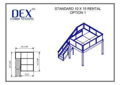 R 10 x 15 Option 1
