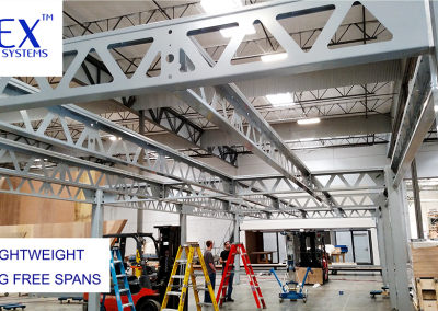 lightweight long spans