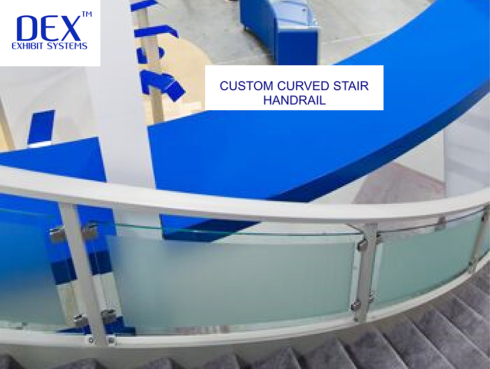 Stairs Dex Exhibit Systems