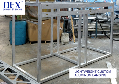 Lightweight Custom Aluminum Landing