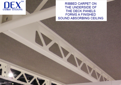 Sound Absorbing Ceiling