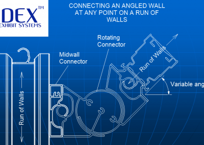 DEX Connecting Angled Walls